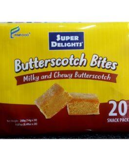 Super Delights Butterscotch Bites 280 g