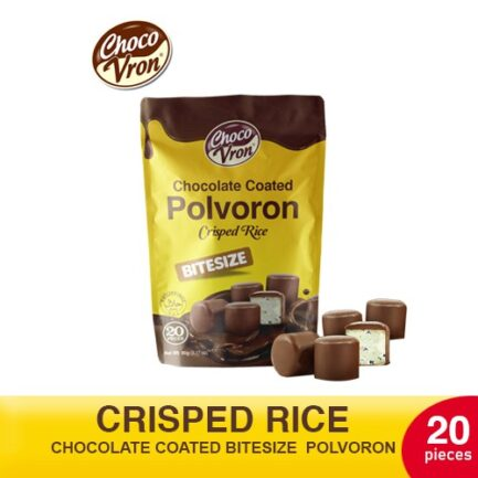 chocolate coater polvoron