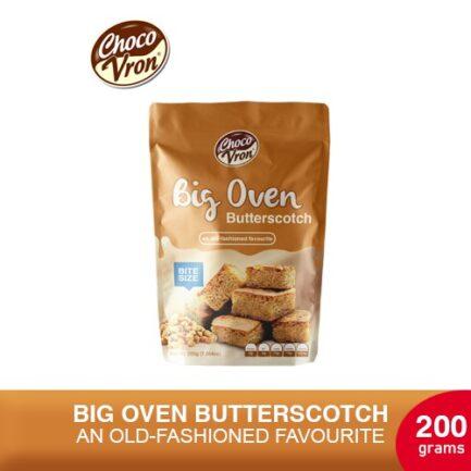 big oven butterscotch