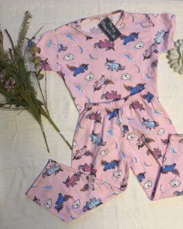 Kids Sleepwear Terno Pajama