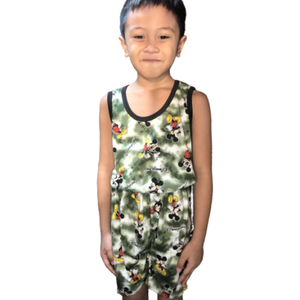 boy terno