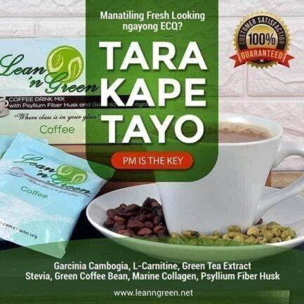 Lean n Green coffee