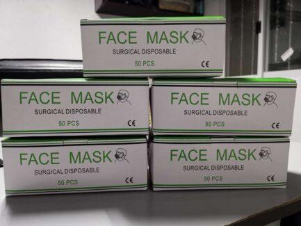 Surgical Disposable Masks