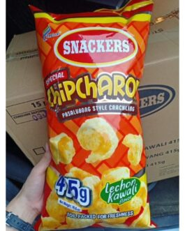 Snackers ChipCharon Lechon Kawali Flavor 415 g