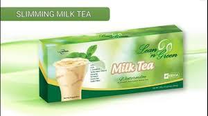 Lean n' Green milktea
