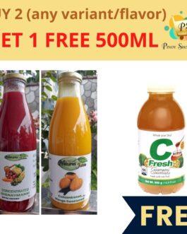 Juice Package 9