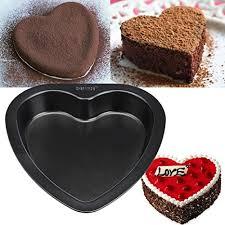 heart shape baking tray